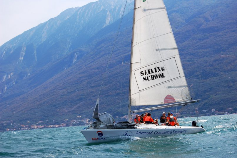 Asso 99 Rent Sailing Boat Lake Garda