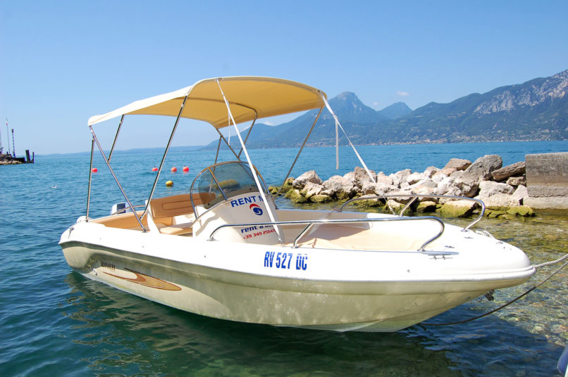 Boot Mieten Gardasee Shark 19