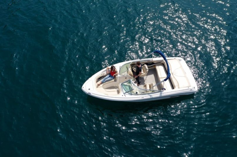 Sea Ray 210 Bow Rider Mieten Boot Gardasee