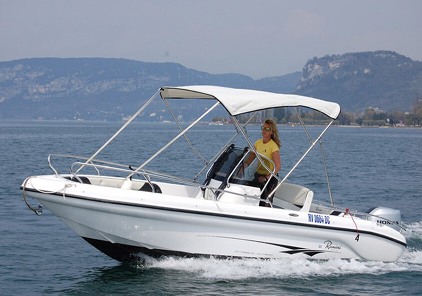 Boot Mieten Gardasee Ranieri Voyager 19